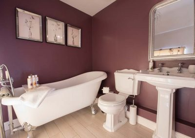 Duck Cottage En Suite Bathroom